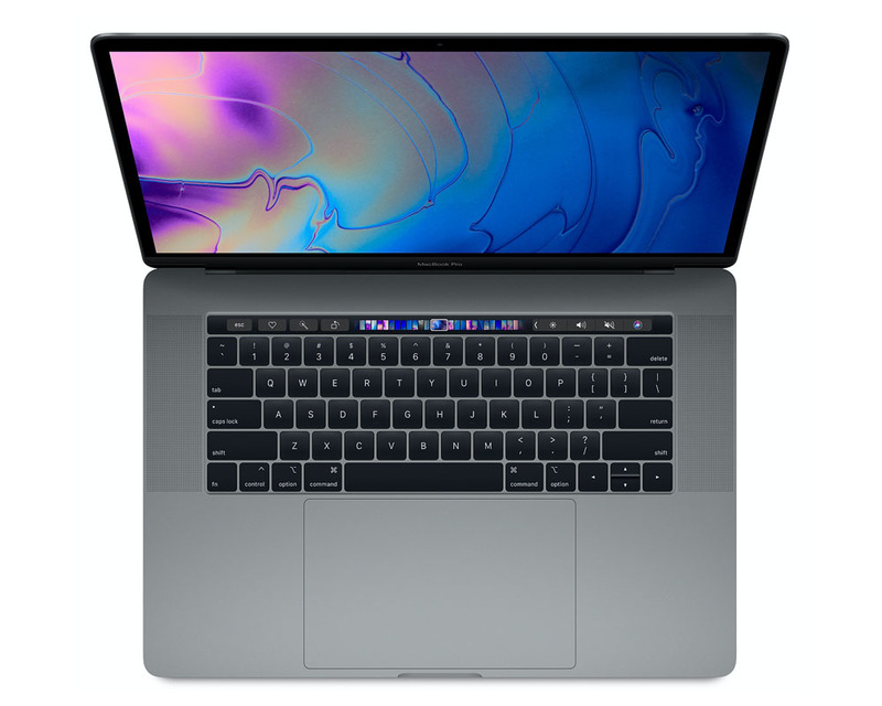 MacBook Pro Retina 15-inch with Touch Bar