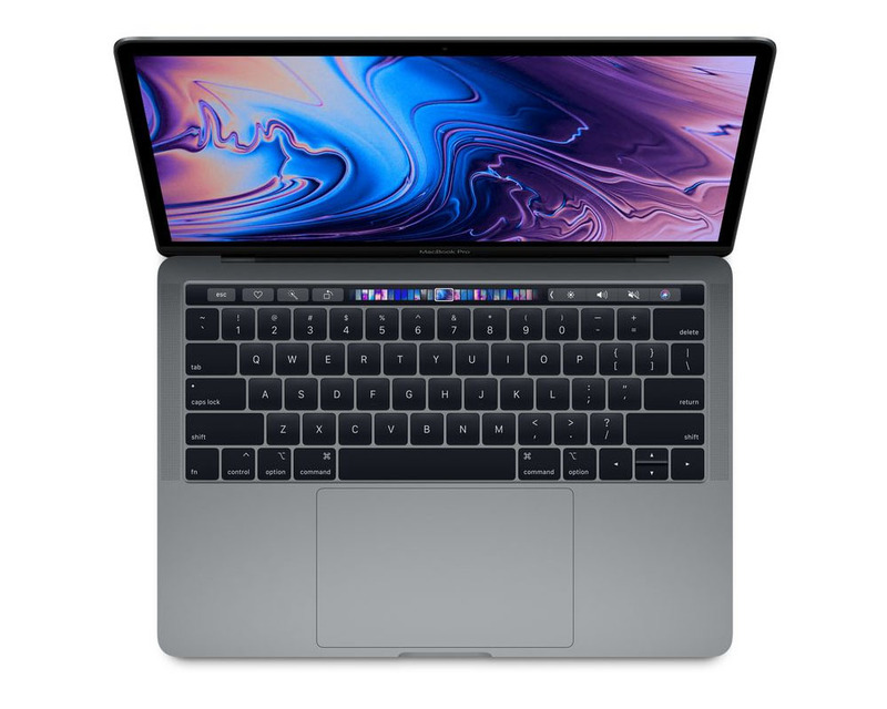 MacBook Pro 13-inch with Touch Bar